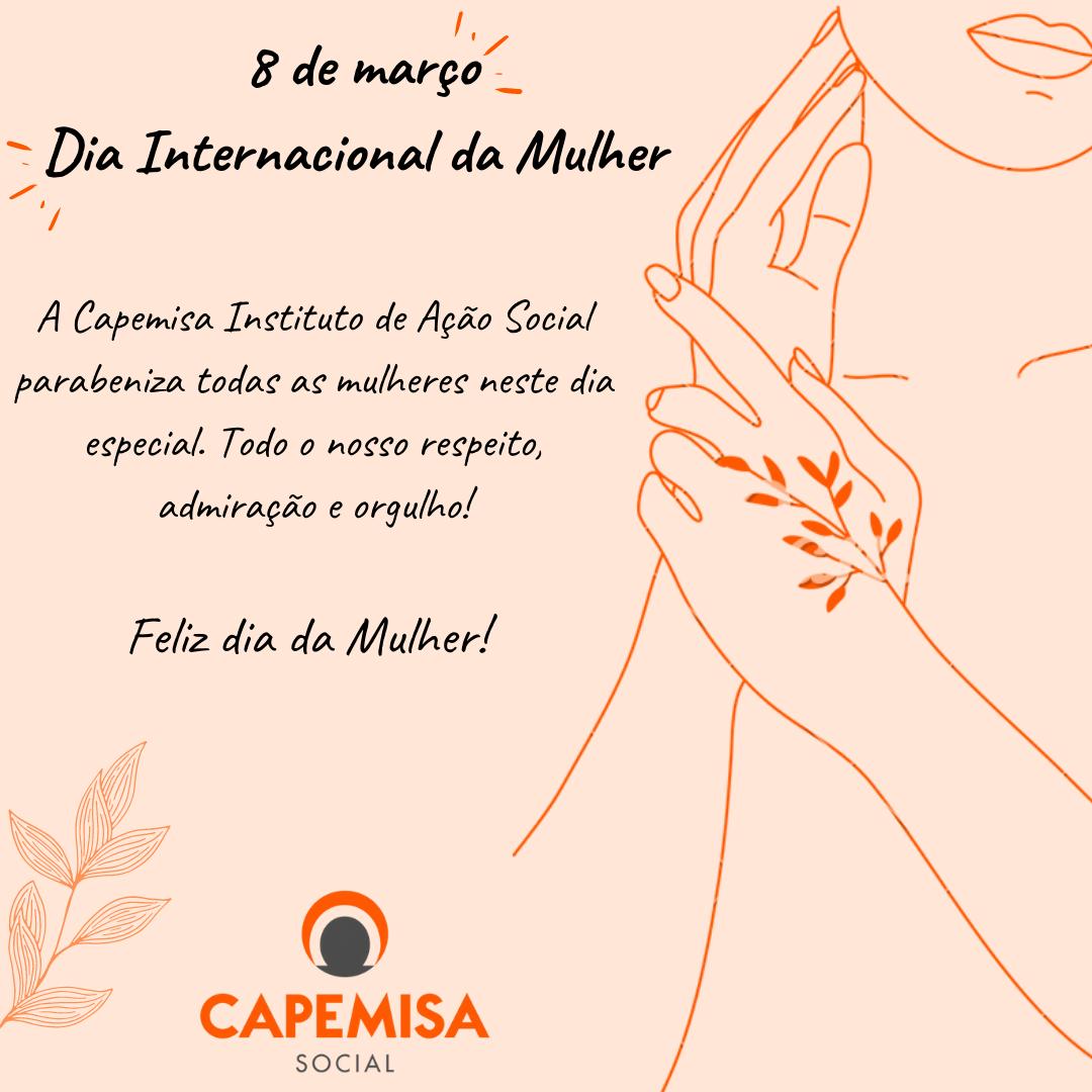 8 de março - Dia Internacional da Mulher