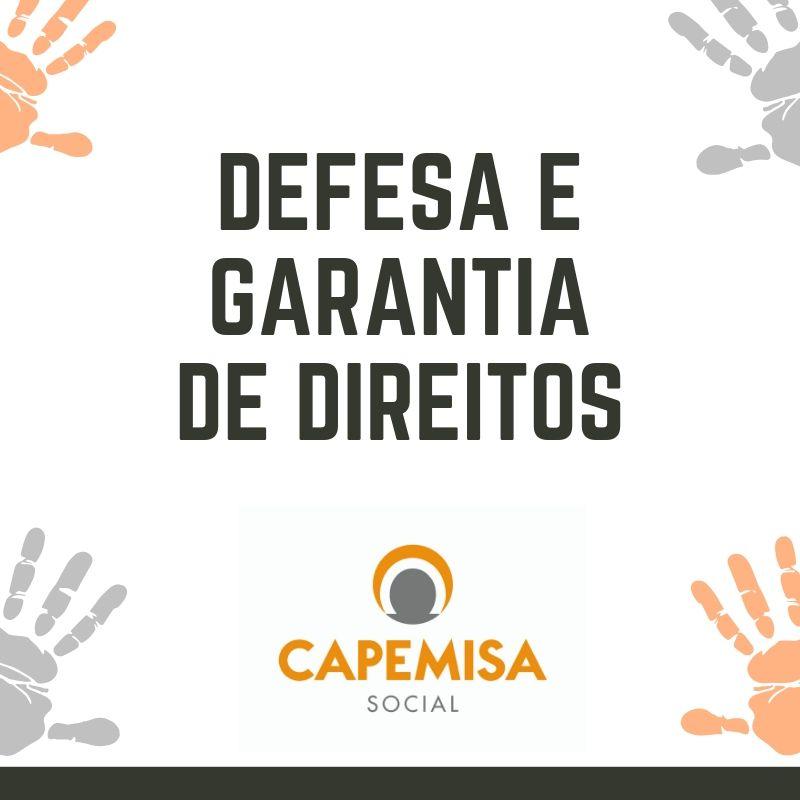programas de defesa e garantia de direitos